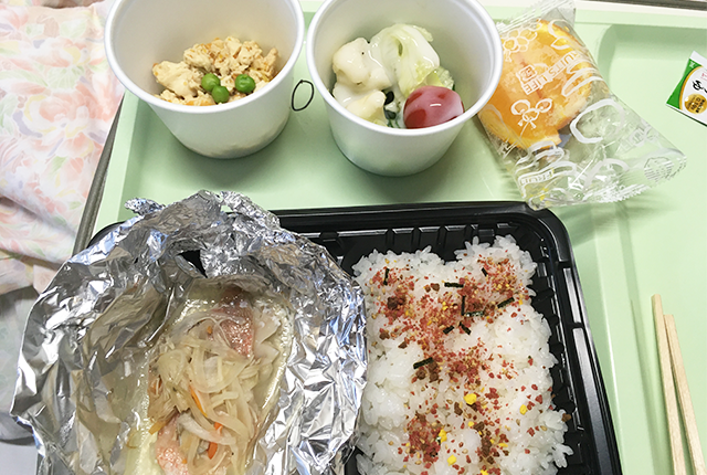 病院の食事